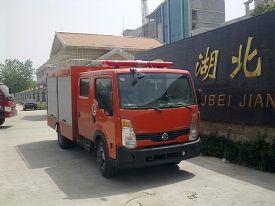 东风日产电力工程车